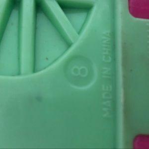 BCBGeneration Shoes - BCBG JELLY NEON COLOR SANDALS
